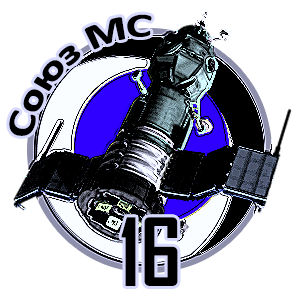 Soyuz MS16 Patch