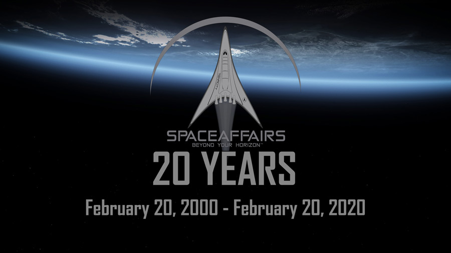 20 years Space Affairs