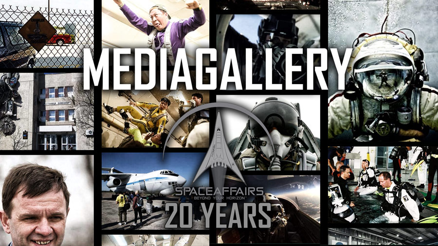 Space Affairs Media Gallery