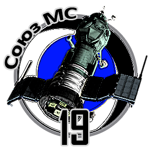 Soyuz MS-19 Patch